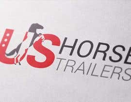 #26 for Design a Logo for US Horse Trailers af OliveraPopov1