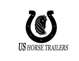 #12 for Design a Logo for US Horse Trailers by ravindersinghsa