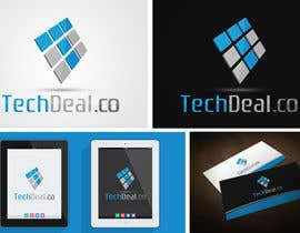 "#10 untuk Design a Logo for ""Tech Deal.co"" oleh AhmedElyamany"