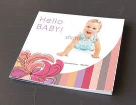 #26 for Baby Book Concept Design and Page Layouts by estheranino1