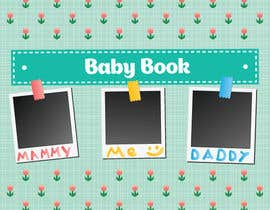 #12 for Baby Book Concept Design and Page Layouts by gkhaus