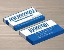 mahadi69 tarafından Design some Business Cards for hunter mechanical için no 48