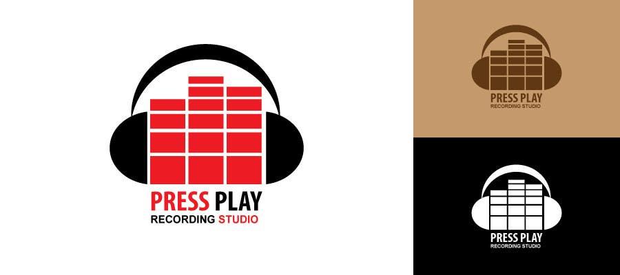 Konkurrenceindlæg #9 for Logo for Music Studio
