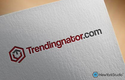 #315 for Re-design a Logo for Trendingnator.com af SergiuDorin