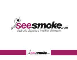 #97 para Design a Logo for  'I see smoke' por xcerlow