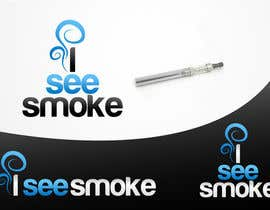 #74 for Design a Logo for  'I see smoke' af cornelee