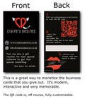 Graphic Design Entri Kontes #4 untuk Mockup some Business Cards for a lingerie / adult toy shop