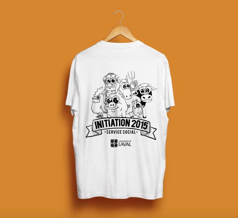 Bài tham dự cuộc thi #8 cho Design a T-Shirt for a school Event