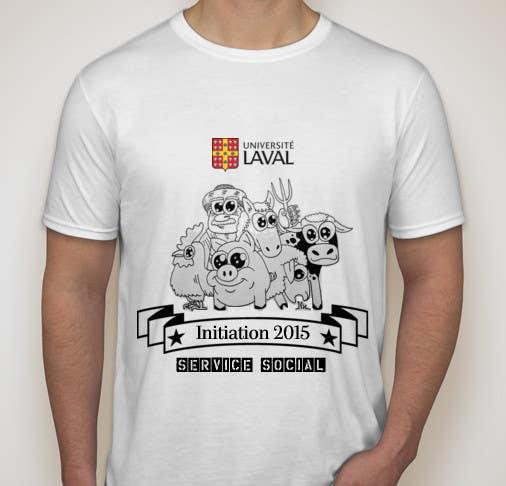 Bài tham dự cuộc thi #13 cho Design a T-Shirt for a school Event
