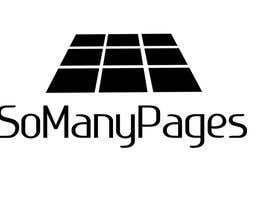 #3 for Design a logo for somanypages af melissaRuss