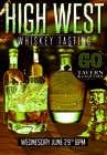 Graphic Design Konkurrenceindlæg #31 for Design a Flyer for High West Whiskey Tasting