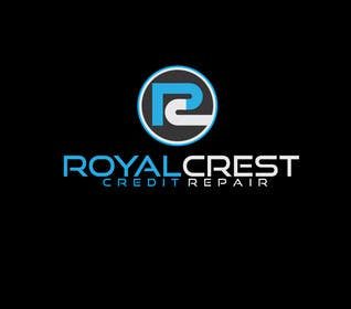 #27 untuk Design a Logo for ROYAL CREST CREDIT REPAIR oleh alyymomin