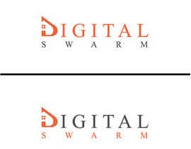 #379 for Design a Logo for Digital Swarm af kadero7