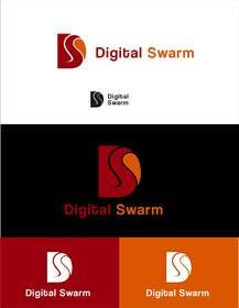 #395 for Design a Logo for Digital Swarm af AhmedAdel3