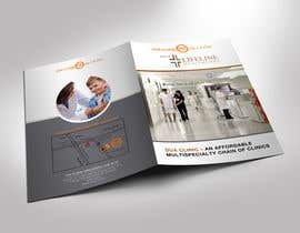 #11 untuk Design a Brochure for a multi-speciality clinic oleh stylishwork