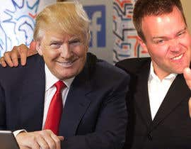 #12 for Alter some Images with Donald Trump and Me by adsis