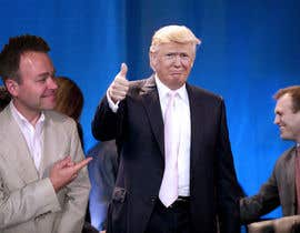 #5 untuk Alter some Images with Donald Trump and Me oleh mihaicristian86