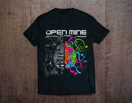 #48 untuk Design a T-Shirt related to the Keywords: Meditation, Calmness, Freedom, Open Mindedness oleh aandrienov