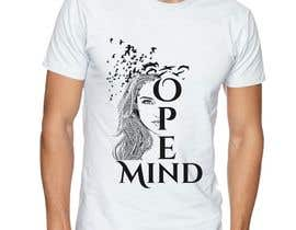 #33 untuk Design a T-Shirt related to the Keywords: Meditation, Calmness, Freedom, Open Mindedness oleh VikiFil