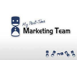 #70 dla Logo Design for My 'Part-Time' Marketing Team przez akongakong