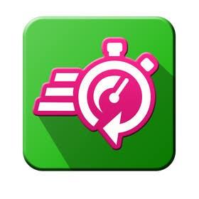 #19 untuk Diseñar un logotipo para aplicación móvil de entrega de productos y servicios a domicilio oleh albertosemprun
