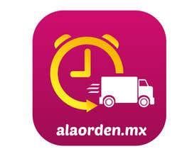 #50 untuk Diseñar un logotipo para aplicación móvil de entrega de productos y servicios a domicilio oleh MiguelEnriquez17
