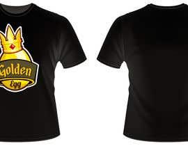 Mavtveloso tarafından Design a T-Shirt for golden egg için no 6