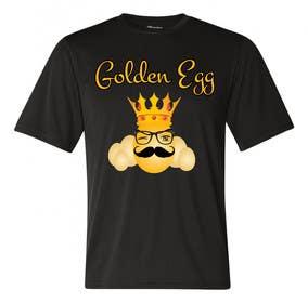 akritidas21 tarafından Design a T-Shirt for golden egg için no 42