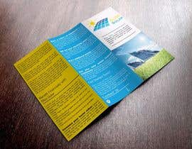 #3 cho Design a Brochure for Solar Panel Company bởi stylishwork