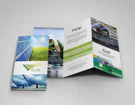 #20 cho Design a Brochure for Solar Panel Company bởi ghaziaziz