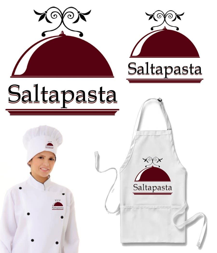 Proposition n°27 du concours Design a Logo for Saltapasta