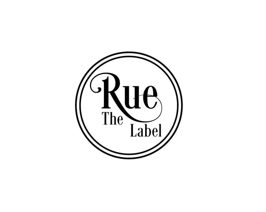 Penyertaan Peraduan #38 untuk Design a Logo for a clothing label.