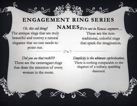 meggievickers tarafından Creative Product Series Name - Engagement Rings için no 27