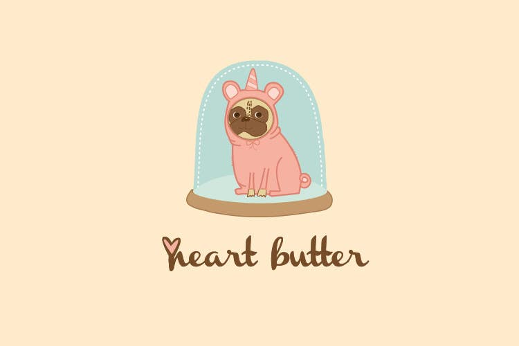 #354 for Design a cute Logo for webstore by Gordana86