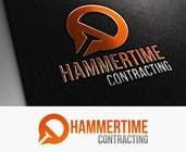 Graphic Design Inscrição do Concurso Nº63 para Design a Logo for Hammertime Contracting