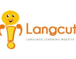 #9 untuk Langcut.com Logo oleh shwetharamnath