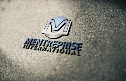 alikarovaliya tarafından Design a Logo for Mentreprise International için no 28
