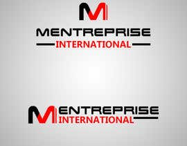 MadaSociety tarafından Design a Logo for Mentreprise International için no 31