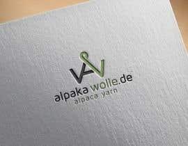 #69 untuk Alpakawolle.de Logo (Alpaca Yarn) oleh noishotori