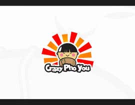 #10 for Design a Logo for Crazy Pho You by EmZGraphics