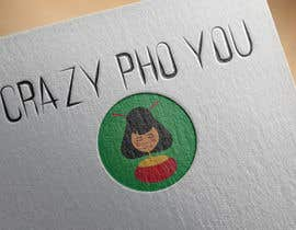 #4 for Design a Logo for Crazy Pho You by aykutayca