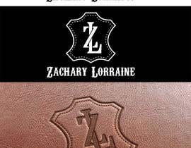"#20 for Design a Logo for Zachary Lorraine ""hand crafted leather goods"" af jslavko"