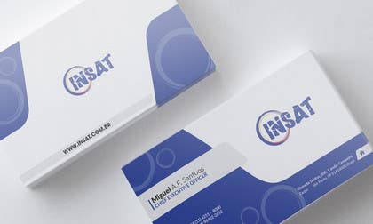 RomeoZR tarafından Desenvolver uma Identidade Corporativa for INSAT -- 2 için no 86