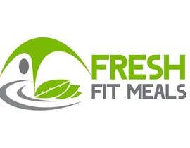 femi2c tarafından Design a Logo for Fresh Fit Meals için no 77