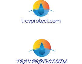 #6 for Design a Logo for TravProtect.com an Online Trip & Travel Insurance site af zfdesign