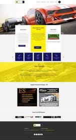 #32 untuk Design a Website for Car Racing Team oleh kreativeminds