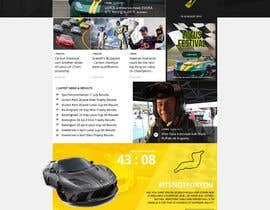 #10 untuk Design a Website for Car Racing Team oleh ervanfahren