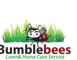 llewlyngrant tarafından Design a Logo for Bumblebees Lawn & Home Care Services LLC için no 31