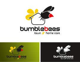 misicivana tarafından Design a Logo for Bumblebees Lawn & Home Care Services LLC için no 39