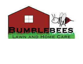 dellcounsel tarafından Design a Logo for Bumblebees Lawn & Home Care Services LLC için no 90